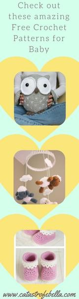 free crochet pattern baby